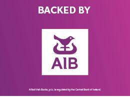 backed by AIB